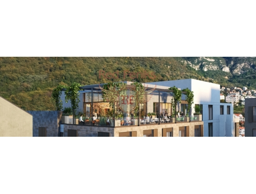 The Best Investment To The Property 1 Bedroom Apartment, Tivat, apartments for rent in Bigova buy, apartments for sale in Montenegro, flats in Montenegro sale