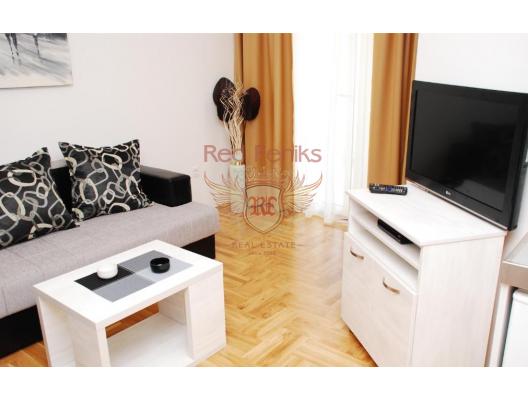 Budva'da tek yatak odalı daire 505, Karadağ da satılık ev, Montenegro da satılık ev, Karadağ da satılık emlak