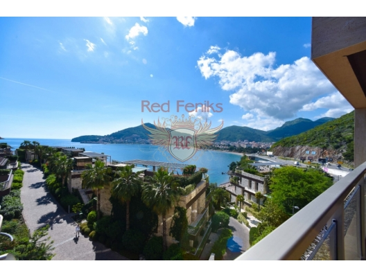 Seafront 2 Bedroom Apartment in Luxury Condo, Budva, hotel residence for sale in Region Budva, hotel room for sale in europe, hotel room in Europe