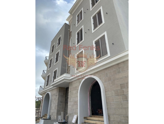 Apartment in a new building in the Porto Montenegro complex, hotel residence for sale in Region Tivat, hotel room for sale in europe, hotel room in Europe