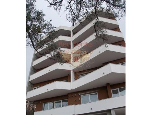 Becici'de İki Yatak Odalı Daire 2+1, Karadağ da satılık ev, Montenegro da satılık ev, Karadağ da satılık emlak