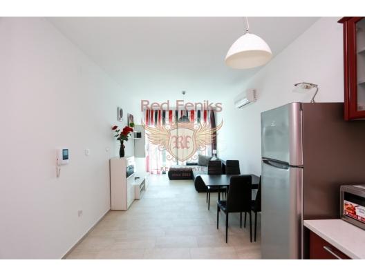 Beçiçi'de 2+1 65 m2 Daire, Becici da satılık evler, Becici satılık daire, Becici satılık daireler