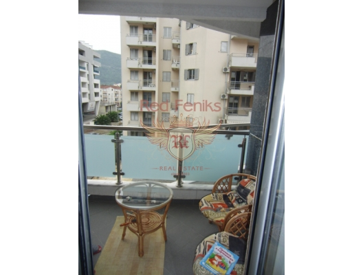 One bedroom apartment in Budva, apartment for sale in Region Budva, sale apartment in Becici, buy home in Montenegro