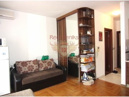 Studio in Budva, becici satılık daire, Karadağ da ev fiyatları, Karadağ da ev almak