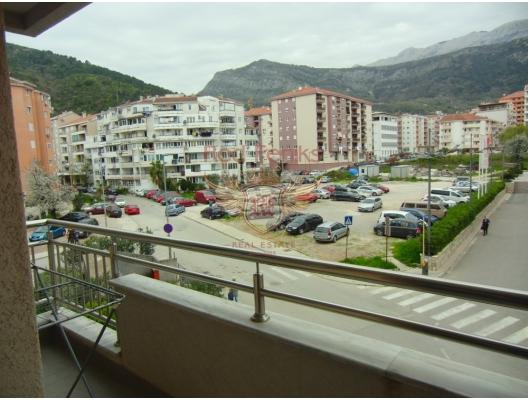 Studio in Budva, Becici da satılık evler, Becici satılık daire, Becici satılık daireler