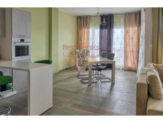 New Duplex with Sea View in Kumbor Herceg Novi, sea view apartment for sale in Montenegro, buy apartment in Baosici, house in Herceg Novi buy