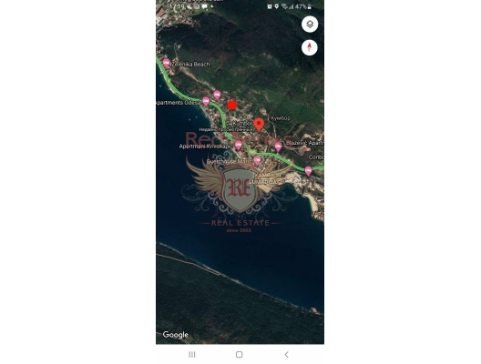 New Duplex with Sea View in Kumbor Herceg Novi, apartments in Montenegro, apartments with high rental potential in Montenegro buy, apartments in Montenegro buy