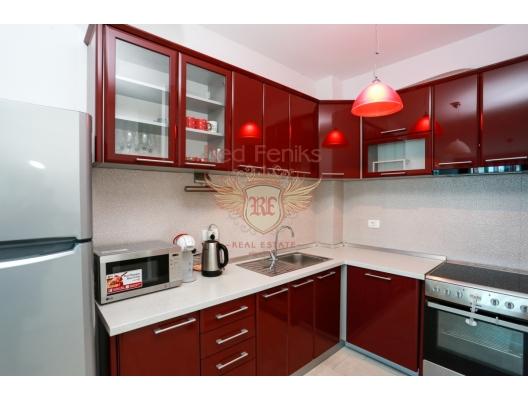 Apartment mit zwei Schlafzimmern Becici, Wohnungen zum Verkauf in Montenegro, Wohnungen in Montenegro Verkauf, Wohnung zum Verkauf in Region Budva