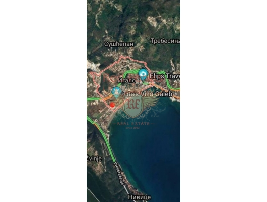 Cozy Apartment in the Center of Igalo,Herceg Novi, Montenegro real estate, property in Montenegro, flats in Herceg Novi, apartments in Herceg Novi