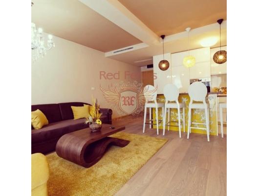 Lux Apartment in Budva, Montenegro real estate, property in Montenegro, flats in Region Budva, apartments in Region Budva