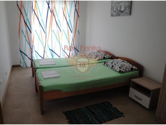 Budva Beçiçi'de 1+1 60 m2 Satılık Daire, becici satılık daire, Karadağ da ev fiyatları, Karadağ da ev almak