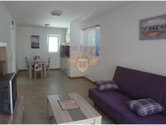 Budva Beçiçi'de 1+1 60 m2 Satılık Daire, Montenegro da satılık emlak, Becici da satılık ev, Becici da satılık emlak