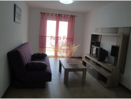 Budva Beçiçi'de 1+1 60 m2 Satılık Daire, Becici da satılık evler, Becici satılık daire, Becici satılık daireler