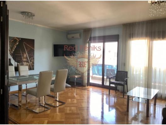 Budva'da güzel iki yatak odalı daire, Montenegro da satılık emlak, Becici da satılık ev, Becici da satılık emlak