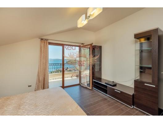 Mini-hotel in the Bay of Kotor, hotel residence for sale in Herceg Novi, hotel room for sale in europe, hotel room in Europe