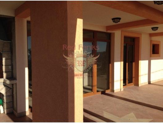 Dobra Voda'da yeni villa, Karadağ da satılık havuzlu villa, Karadağ da satılık deniz manzaralı villa, Bar satılık müstakil ev