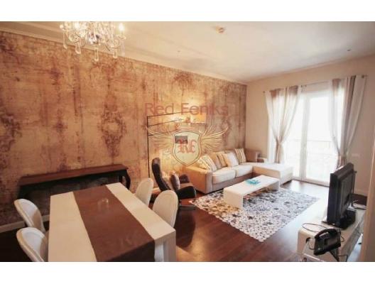Tivat da 66 m2 Luks Daire, Karadağ'da satılık yatırım amaçlı daireler, Karadağ'da satılık yatırımlık ev, Montenegro'da satılık yatırımlık ev