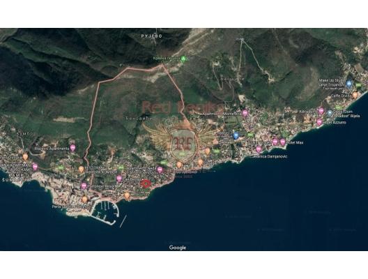 Djenovici'de deniz manzaralı ev, Herceg Novi satılık müstakil ev, Herceg Novi satılık müstakil ev
