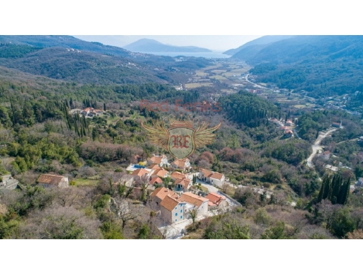 VIllas in complex Lucici SOLD, Baosici house buy, buy house in Montenegro, sea view house for sale in Montenegro
