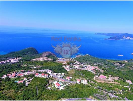 For sale beautiful panoramic sea view plot in Blizikuce, Tudorovici.
