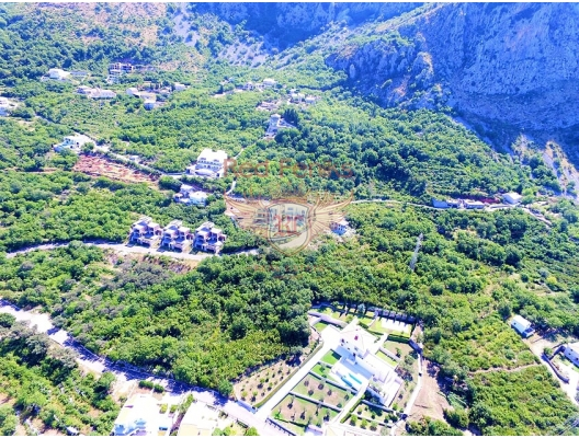 For sale beautiful plot with panoramic sea view in Blizikuce Plot is urbanised and has 703m2.
