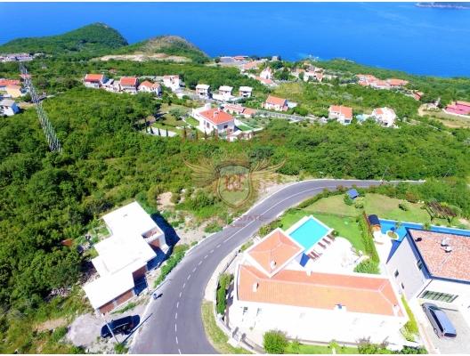 Blizikuce'de Kentsel Arsa, Karadağ Arsa Fiyatları, Budva da satılık arsa, Kotor da satılık arsa