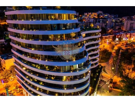 Luxury Apartment in Budva, Becici da satılık evler, Becici satılık daire, Becici satılık daireler