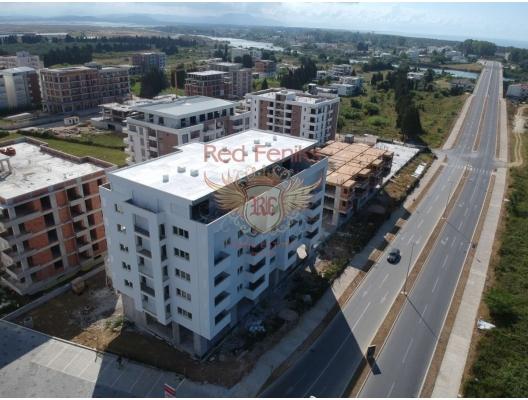 Uljcin'de yeni kompleks, Karadağ satılık evler, Karadağ da satılık daire, Karadağ da satılık daireler