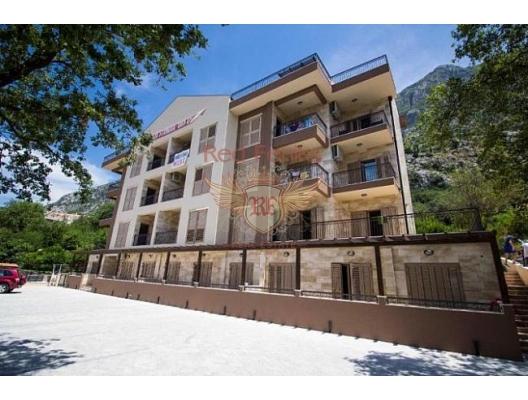 Kotor Körfezi'nde harika deniz manzaralı daireler, becici satılık daire, Karadağ da ev fiyatları, Karadağ da ev almak