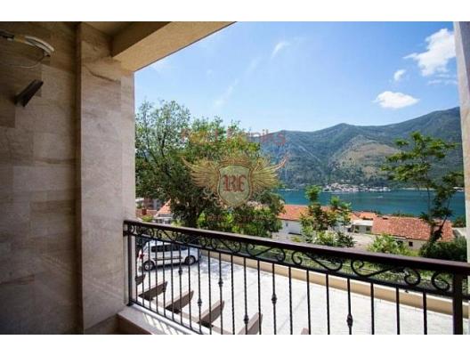 Kotor Körfezi'nde harika deniz manzaralı daireler, Dobrota da satılık evler, Dobrota satılık daire, Dobrota satılık daireler