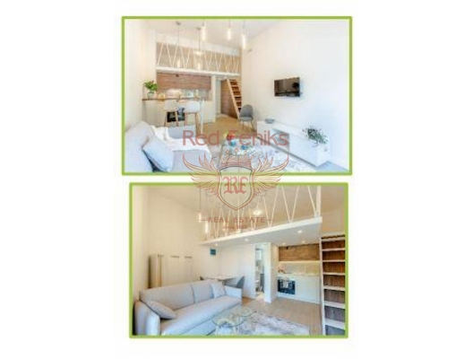 New apartments in Tivat on the beachfront, apartment for sale in Region Tivat, sale apartment in Bigova, buy home in Montenegro