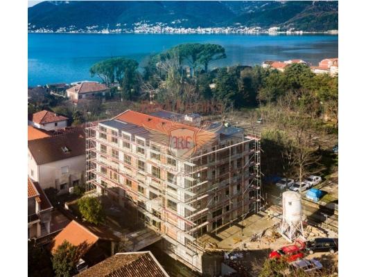 Tivat sahilinde yeni daireler, Karadağ da satılık ev, Montenegro da satılık ev, Karadağ da satılık emlak