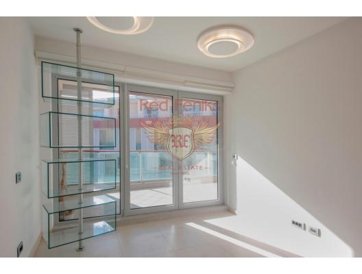 Budva'nın merkezinde iki yatak odalı daire, becici satılık daire, Karadağ da ev fiyatları, Karadağ da ev almak