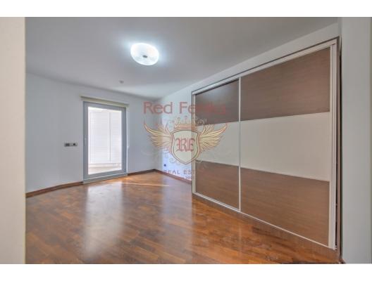Budva'nın merkezinde iki yatak odalı daire, Montenegro da satılık emlak, Becici da satılık ev, Becici da satılık emlak