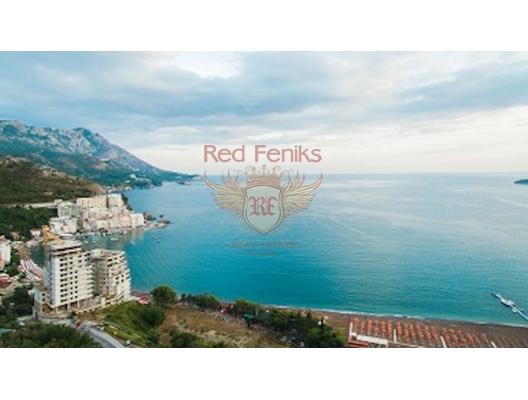 Beçiçi'de Apart Hotel içinde Satılık Daireler, Montenegro da satılık emlak, Becici da satılık ev, Becici da satılık emlak