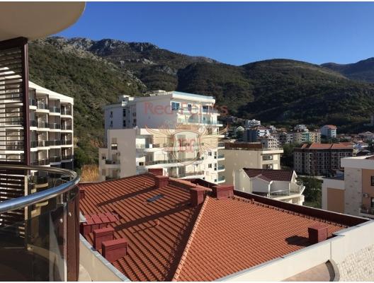 New residential complex in Becici, Karadağ da satılık ev, Montenegro da satılık ev, Karadağ da satılık emlak