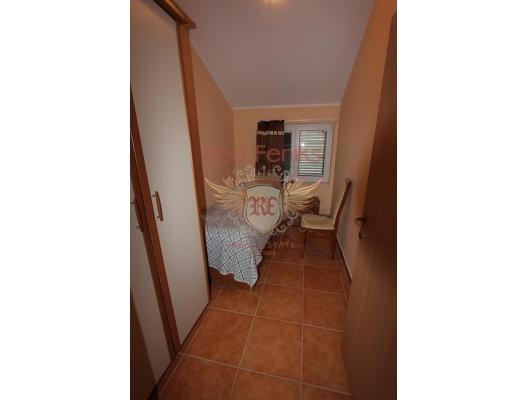 Topla'da Apartman Dairesi, (Herceg Novi), Karadağ satılık evler, Karadağ da satılık daire, Karadağ da satılık daireler