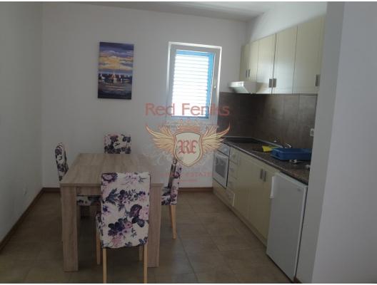 Budva Beçiçi'de 1+1 60 m2 Satılık Daire, Becici da ev fiyatları, Becici satılık ev fiyatları, Becici da ev almak