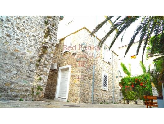 Budva Old Town Taş Ev, Karadağ satılık ev, Karadağ satılık müstakil ev, Karadağ Ev Fiyatları