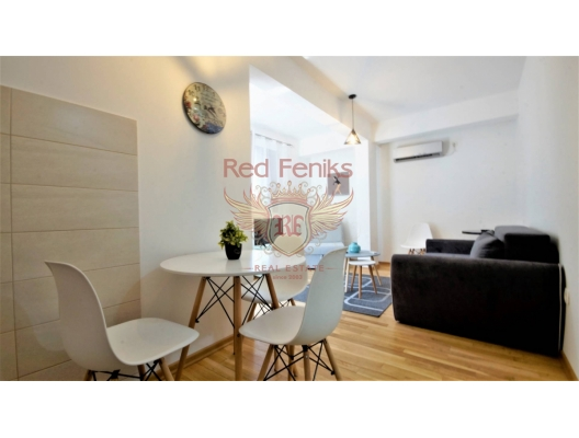 New furnished onebedroom apartment near the Budva Old city, apartments in Montenegro, apartments with high rental potential in Montenegro buy, apartments in Montenegro buy