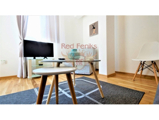 New furnished onebedroom apartment near the Budva Old city, apartments for rent in Becici buy, apartments for sale in Montenegro, flats in Montenegro sale