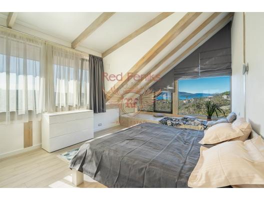 Tivat Tepesi, Kavac'taki Evler, Region Tivat satılık müstakil ev, Region Tivat satılık villa