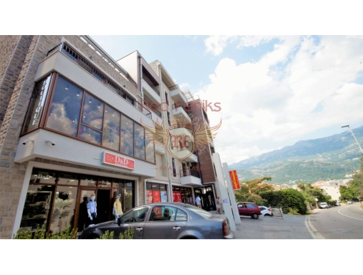 New furnished onebedroom apartment near the Budva Old city, apartment for sale in Region Budva, sale apartment in Becici, buy home in Montenegro