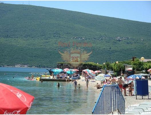 Great big plot in the resort village of Djenovici, plot in Montenegro for sale, buy plot in Kotor-Bay, building plot in Montenegro