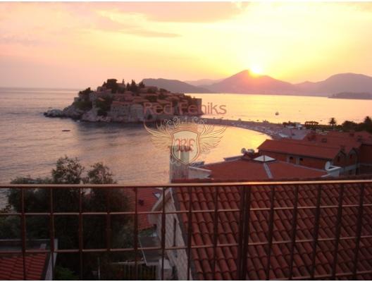 Sveti Stefan'da Muazzam Daire, Karadağ da satılık ev, Montenegro da satılık ev, Karadağ da satılık emlak