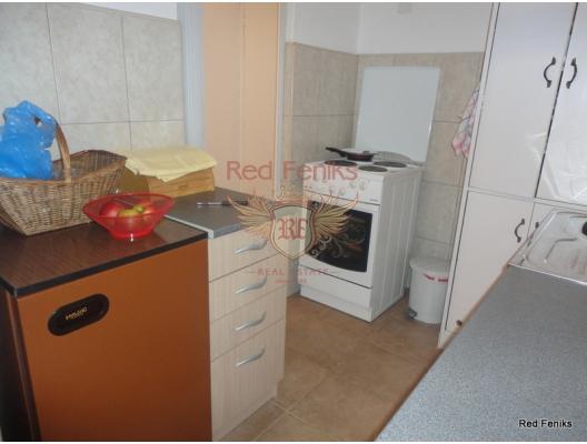 Tivat'ta tek yatak odalı daire, becici satılık daire, Karadağ da ev fiyatları, Karadağ da ev almak