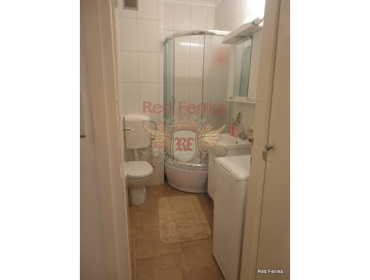 Tivat'ta tek yatak odalı daire, Montenegro da satılık emlak, Becici da satılık ev, Becici da satılık emlak