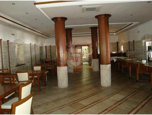 Hotel in Meljine, first coastline, commercial property in Herceg Novi, property with rental potential in Montenegro