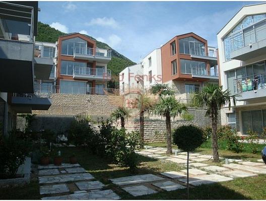 Yeni Konut Kompleksinde Daireler, Baosici dan ev almak, Herceg Novi da satılık ev, Herceg Novi da satılık emlak