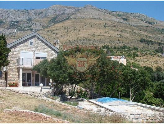 St.Stefan yakınındaki güzel arsa, Montenegro da satılık arsa, Montenegro da satılık imar arsası
